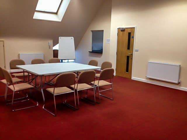 Church Rooms For Hire